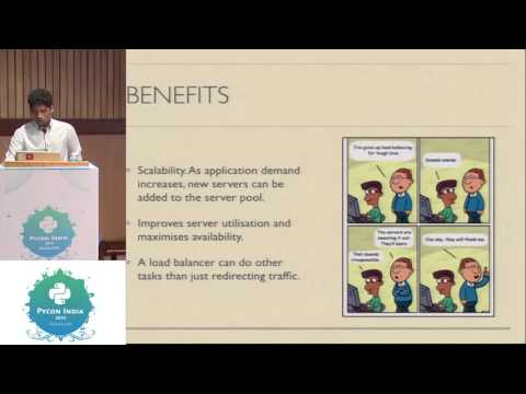 Python load balancer: 0 to 1 million requests per second - PyCon India 2015