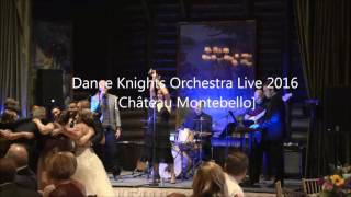 Montreal wedding band - Dance Knights Orchestra Live Wedding