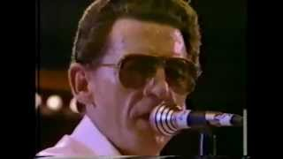 Jerry Lee Lewis-What I'd Say-1982, Wembley