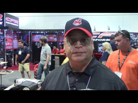 Design Engineering, Inc. Interview at SEMA 2016