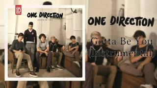 One Direction - Gotta Be You (Instrumental)