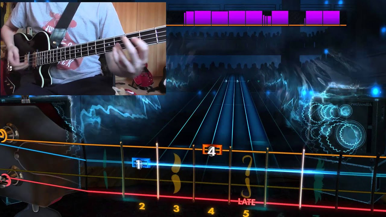Tommy The Cat - Primus Bass Rocksmith - Youtube-1260