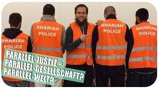 Über die Sharia-Polizei - Parallelgesellschaften - Polizeiskandale