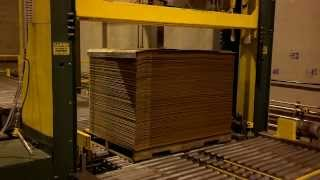 Newell sheet plant 2x0 strap cycle
