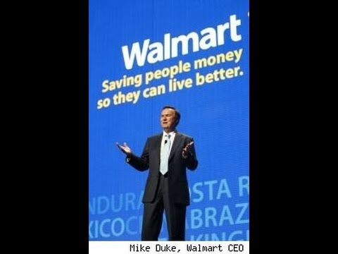 """WALMART PRESIDENT """"T O P  S E C R E TS""""  AND HOW THEY MISTREAT THEIR OWN MANAGERS! AFTER 10 YEARS"""