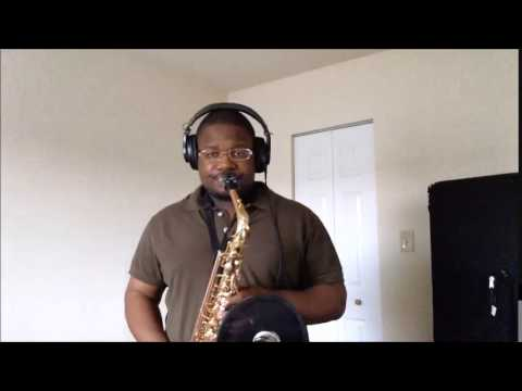 """Ave Maria"" by Beyonce, Instrumental Sax Cover by Jamal Riley"