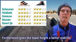 Review: Noren of kluunschaatsen / Speed-skates or kluun-skates - Deel 3