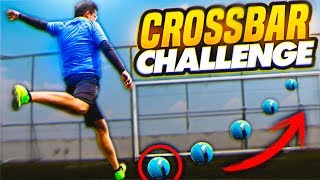 CROSSBAR CHALLENGE CON YOUTUBERS *100% IMPOSIBLE