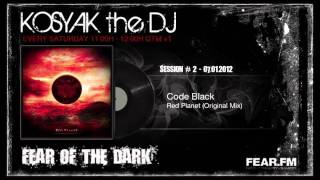 Hardstyle Mix - FEAR.FM: Kosyak The DJ - Fear Of The Dark Show: Session #2