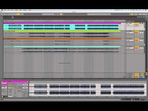SEM Ableton Live Tutorial : Preparing stems for remixing