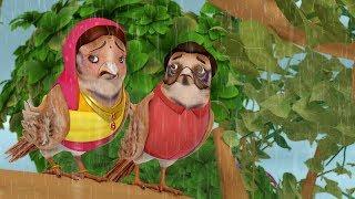 The Foolish Sparrow   Bengali Kids Stories   Infobells