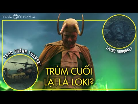 LOKI TẬP 5 | Journey into Mystery | movieON review