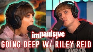 Download Video GOING DEEP WITH RILEY REID - IMPAULSIVE EP. 8 MP3 3GP MP4