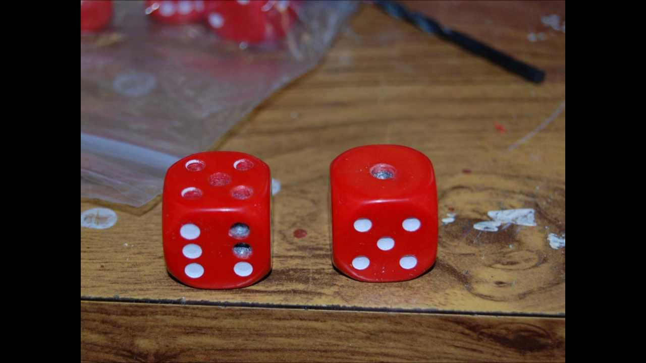 How To Load Your Dice Youtube