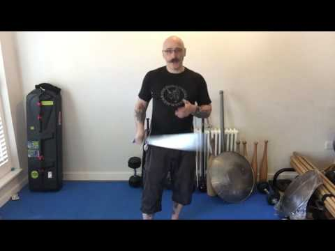 A reply to Schola Gladiatoria. The easiest type of swordsmanship to learn for beginners.