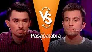 Pasapalabra | Nicolás Gavilán vs Javier Pulgar