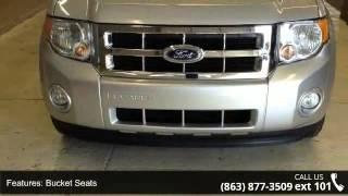 2012 Ford Escape XLT - Lake Wales Chrysler Dodge Jeep - L...