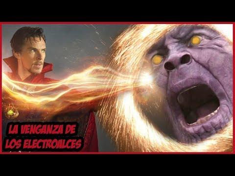 La Razón Por la Que Doctor Strange NO CORTÓ a Thanos con su Magia – Avengers Infinity War