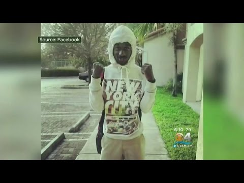 Funeral Held For Teen Gunned Down Just Steps From Miami Gardens Home