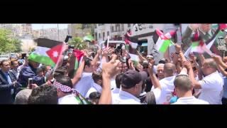 كليب - نجم السلمان 2018 حيهم الأردنية 2018 ( النسخة الأصليه ) Najem Alsalman