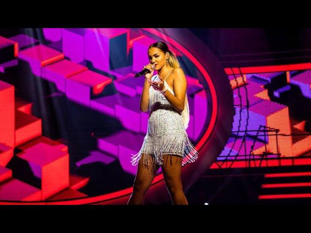 Kadiatou Holm Keita: Domino - Jessie J - Idol Sverige (TV4)