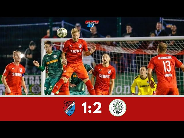TSV Steinbach Haiger - FC Homburg 1:2 (Regionalliga Südwest 2019/20 I #TSVFCH )