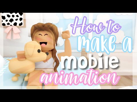 How To Make A Roblox Animation On Mobile How To Make A Roblox Animation On Mobile For Beginners Youtube