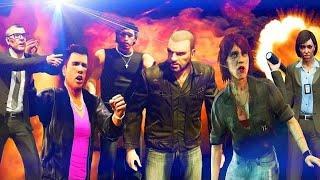 Все персонажи из GTA 4 - которые снова появились в GTA 5 [#1]