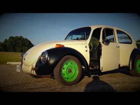 """""""Frankie"""" 1971 Volkswagen Super Beetle"""
