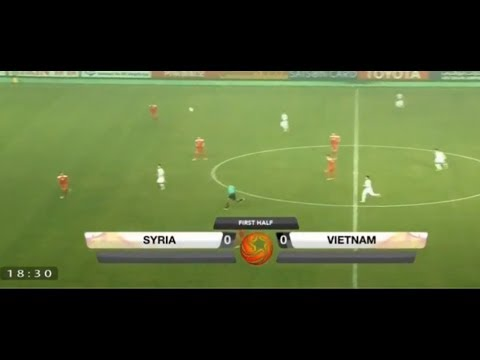 Hau Zozo: Highlight U23 Viet Nam vs U23 Syria    Kỳ tích tại AFC U23 Championship