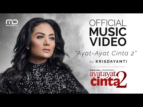 Krisdayanti - Ayat Ayat Cinta 2 (Official Music Video) | Soundtrack Ayat Ayat Cinta 2