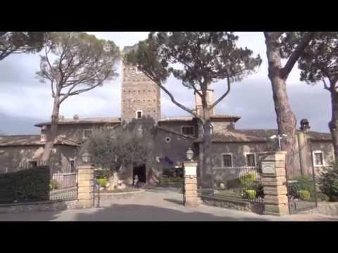 Location per Matrimoni CASTELLO DELLA CASTELLUCCIA - Roma - www.vivaglisposi.it - YouTube