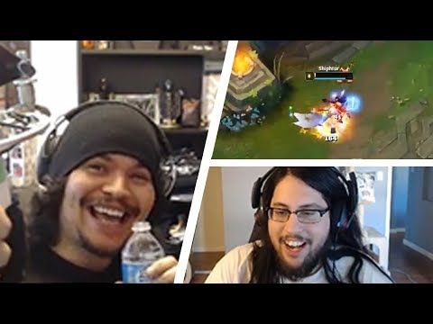 TOBIAS FATE FACE REVEAL!! | IMAQTPIE ABOUT TRUMP FUNNIEST MOMENTS OF THE DAY #224
