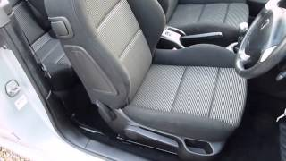 Video Review of 2006 Peugeot 307 Coupe Cabriolet 2.0 For Sale SDSC Specialist Cars Cambridge(www.sdsc.co.uk 2006 06 Reg, 57000 miles with full service history, 5 speed manual, Finished in Silver metallic with contrasting charcoal sports interior, 2 door, ..., 2013-07-17T16:09:20.000Z)