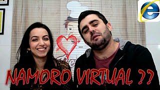 Namoro Virtual / Nossa História VLOG #1 Receitas de Pai