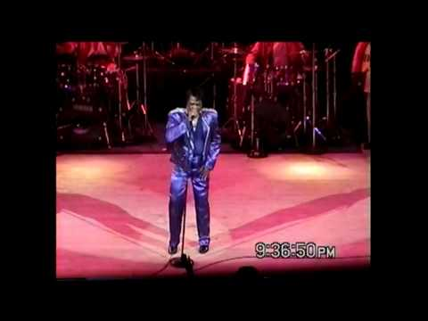James Brown - Medley live at Star Plaza Theatre