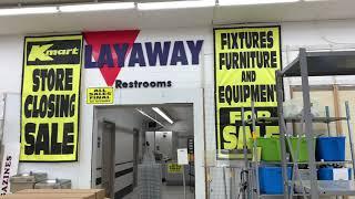Big Kmart—11/15/2019– Chambersburg, PA #KmartClosing2019