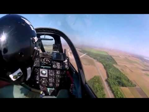 Serbian Air Force ✈ Eagle fighter jet Amazing show flight ✈