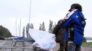 Environnement : Suzuki France nettoie l'île de Loisirs