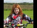 Ella wants to race ktm pw 50