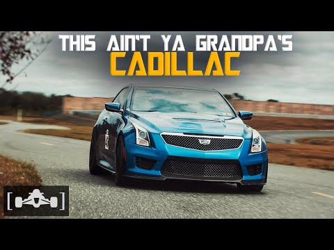How FAST Is A Full Bolt On Cadillac ATS-V? | The American M4 That No One Bought