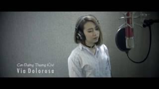 CON ĐƯỜNG THƯƠNG KHÓ [VIA DOLOROSA] - Kim Nguyên [Piano Cover - Official MV 4K]