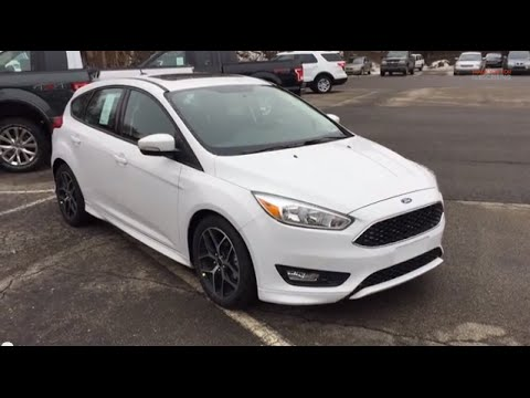 2015 Ford Focus Hatchback Review Youtube