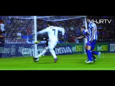 "Cristiano Ronaldo "" NeVeR gIvE uP""  2013 HD"