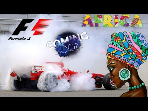 Formula 1 coming soon to South Africa