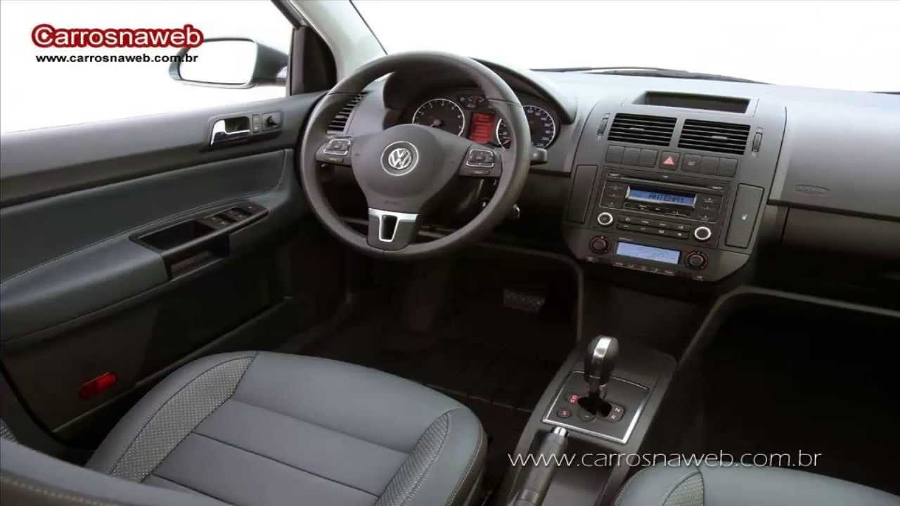 volkswagen polo sportline imotion 1 6 8v flex ano 2010 youtube. Black Bedroom Furniture Sets. Home Design Ideas
