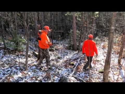 Ottawa Valley Hunt Camp