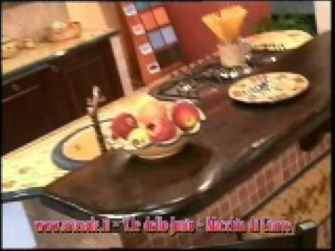 Le cucine dei sogni artesole youtube - Arte sole cucine ...
