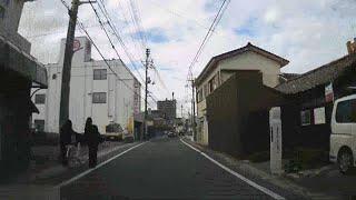 【車載】男爵楫取素彦・美和子 終焉の地~ゆめタウン防府 【Drive recor...