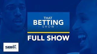 MLB & NBA Recap | NFL News & Early Lines | MLB & NBA Picks | That Betting Show, April 18th